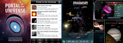 NASA mobile apps for smartphones