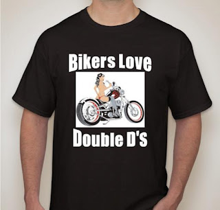 Bikers love Double D's