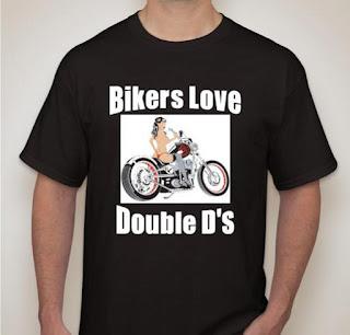 Bikers love Double D's