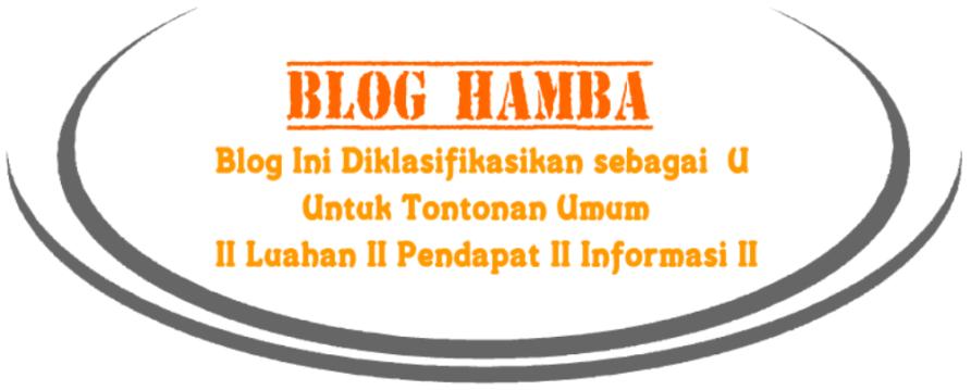 Blog Hamba