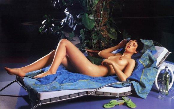 Maria (Masha) Semkina modelo russa nua playboy