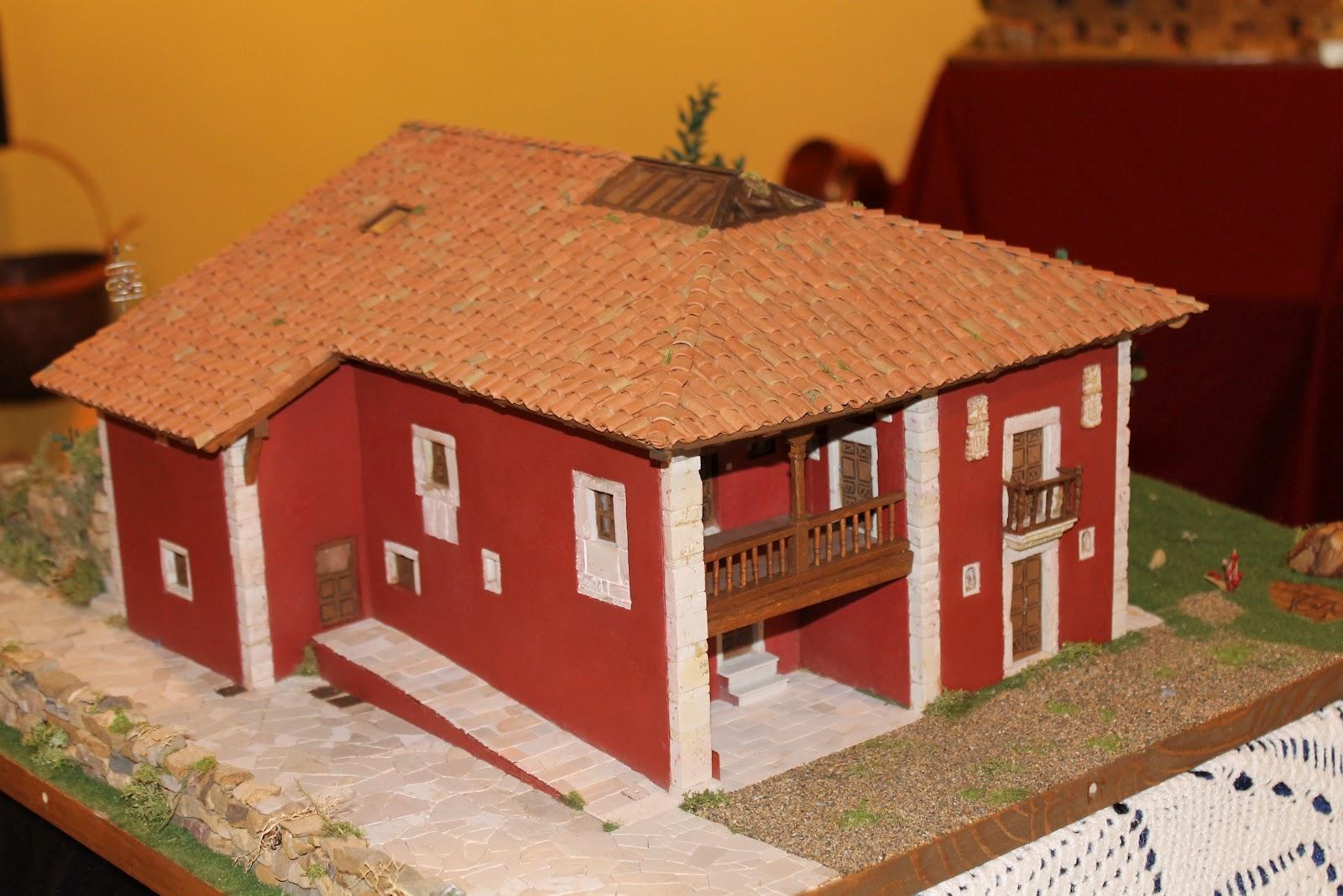 A cada paso agosto 2012 - Casas en miniatura de madera ...