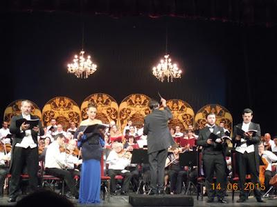 Premiera Jeanne D'Arc la Opera Romana Craiova