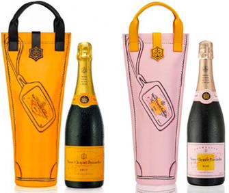 Champanhe marcas famosas