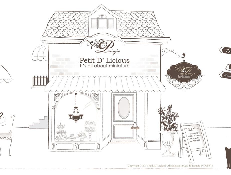 Petit D' Licious