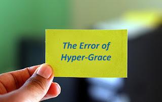 Hyper-Grace theology