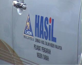 Maklumat Bantuan Rakyat 1Malaysia, BR1M, Lembaga HAsil Dalam Negeri LHDN