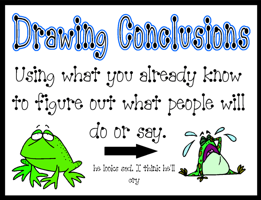 Drawing Conclusions 3rd Grade - Lessons - Tes Teach