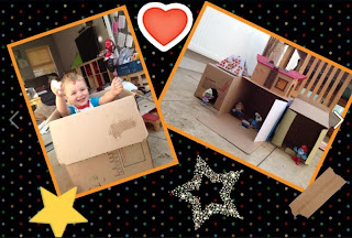 Guest Post: Box Craft, adventures of a monkey footed mummy, www.emmysmummy.com