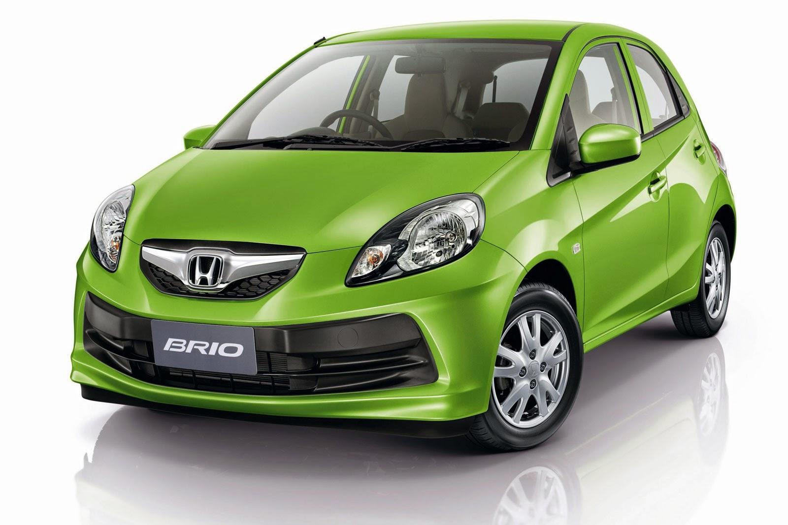 Spesifikasi dan Harga Mobil Honda Brio 2014