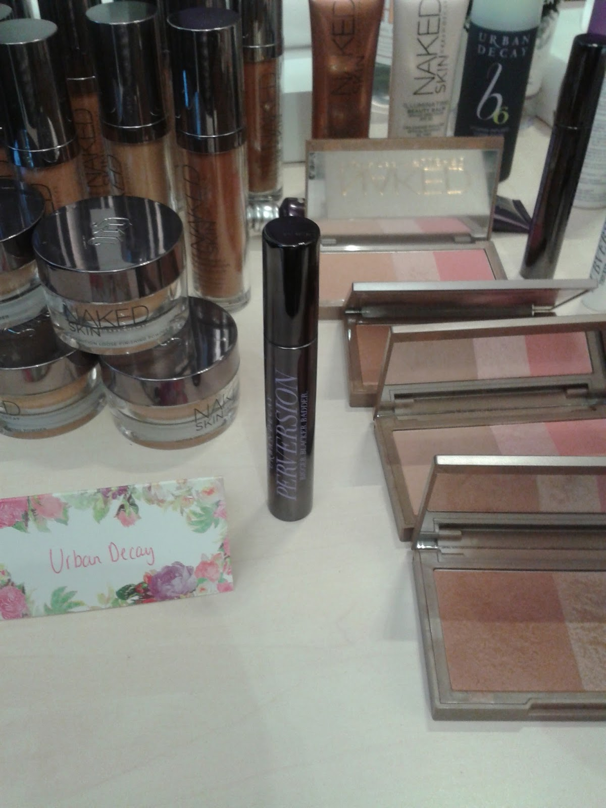 Urban decay lash perversion