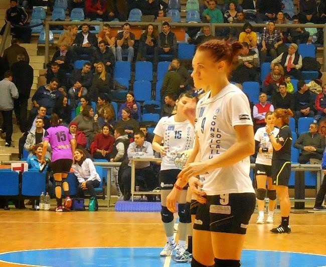 Handbal feminin cu SCM Craiova