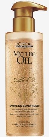 Lançamento L´Oréal Professionnel - Souffler d´Or Mythic Oil