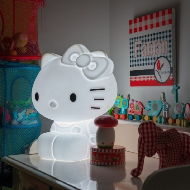 L mparas para dormitorios infantiles - Iluminacion habitacion juvenil ...