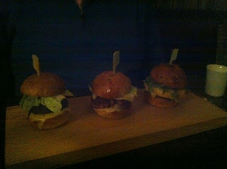 Stitch and Bear - La Brasserie - Sliders