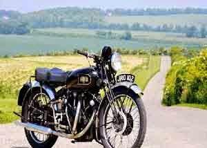 5 Motor Klasik Paling Top di Dunia