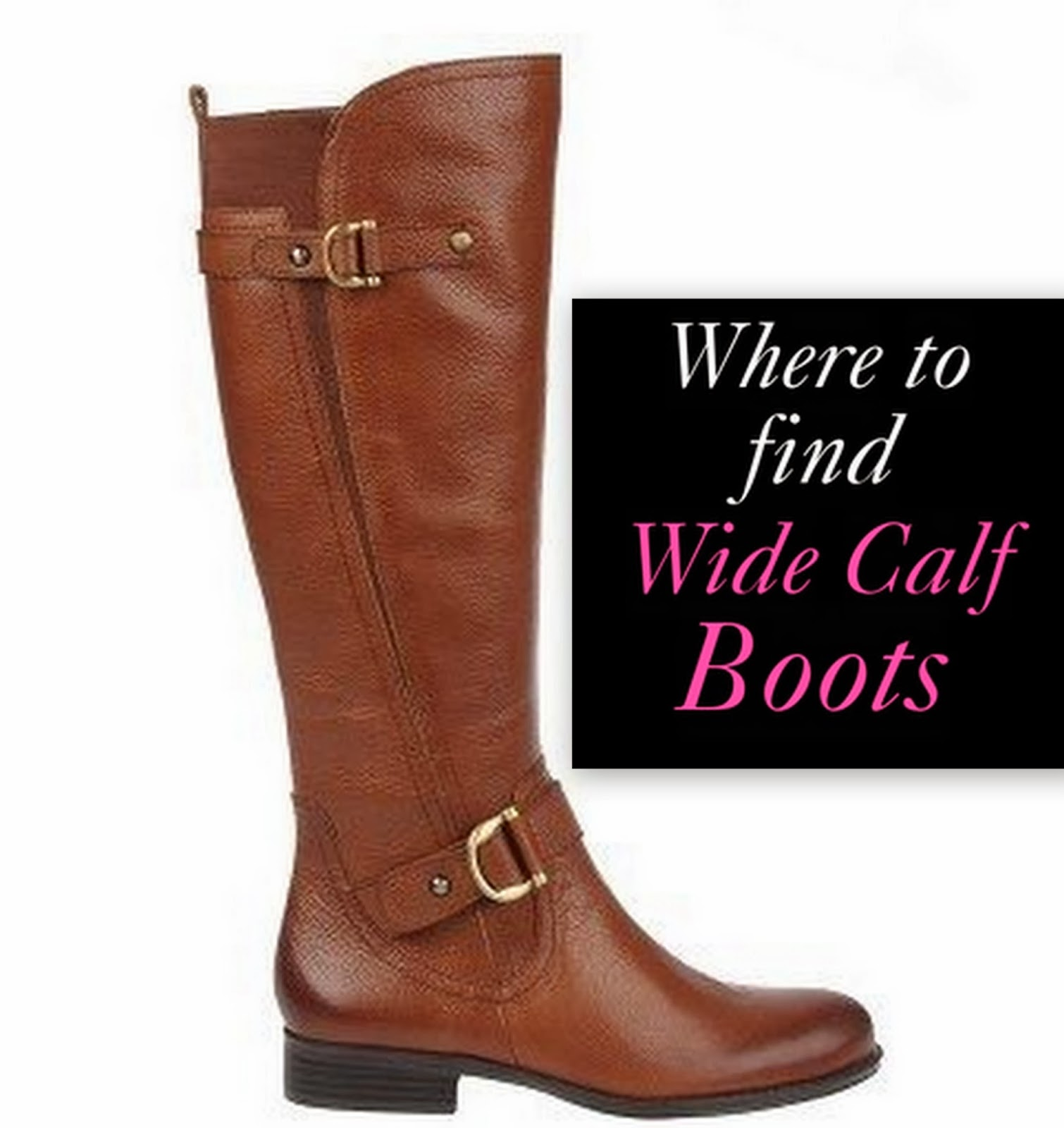 TheStyleSupreme: Where to Shop for Wide Calf Boots