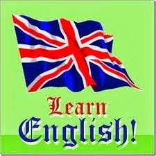 Learning English Flag