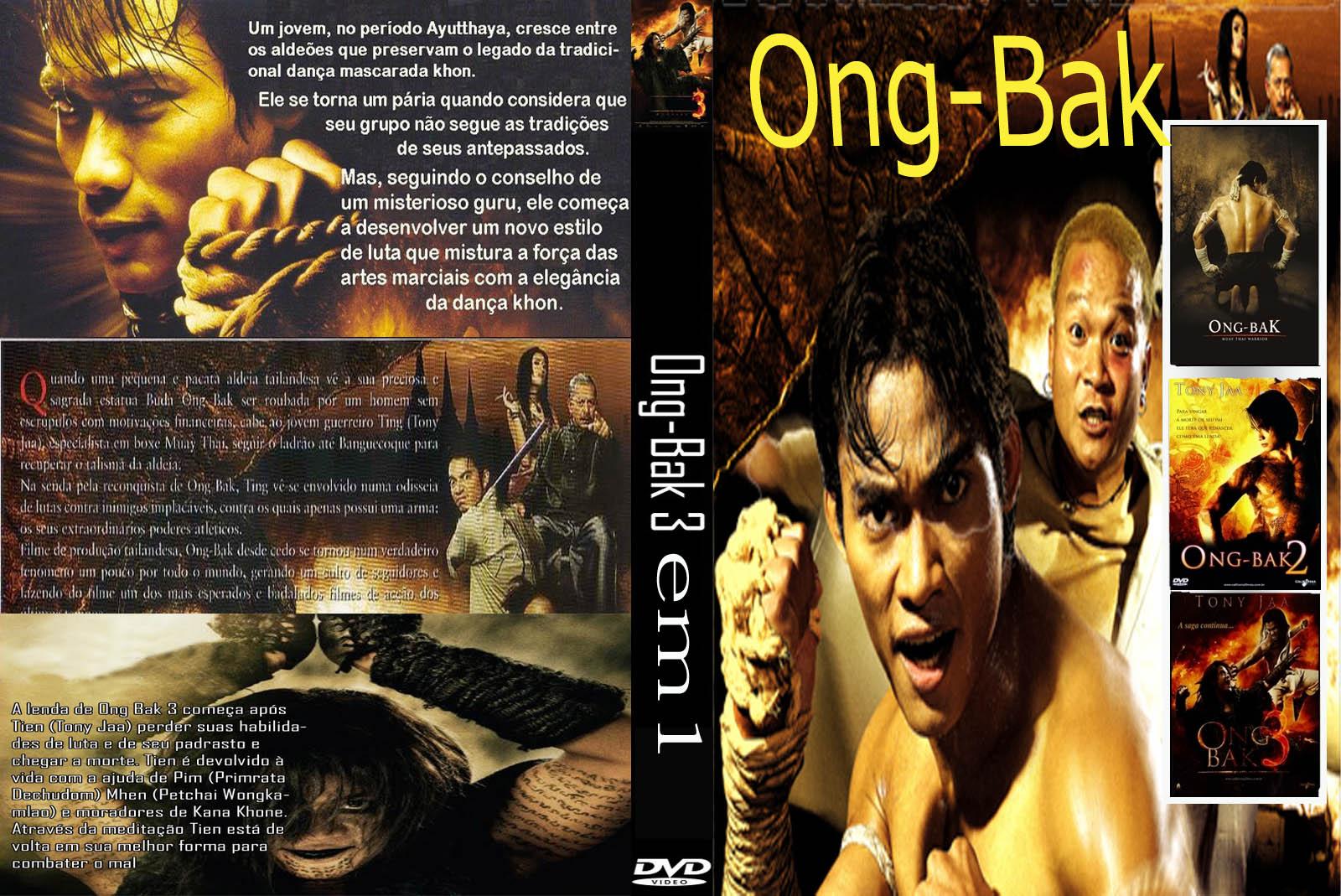 ong bak 1 2003 full movie