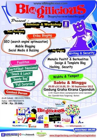Blogilicious Tangerang