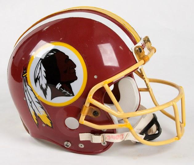 Redskins Helmet 2014 heftyinfo: 2014 NFL PR...
