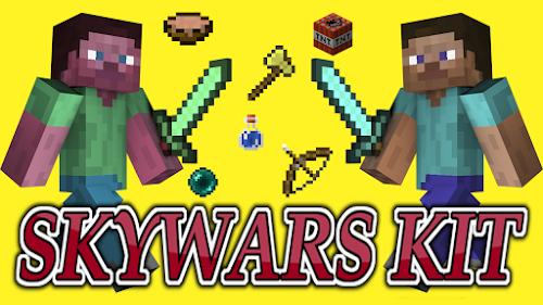 Minigame Skywars Kit