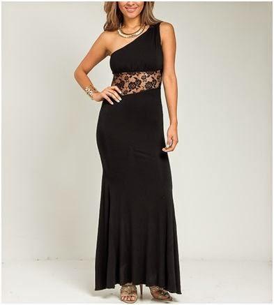 lace LBD dress