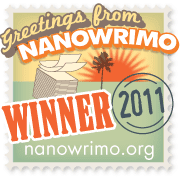 NaNoWriMo 2011 Winner!