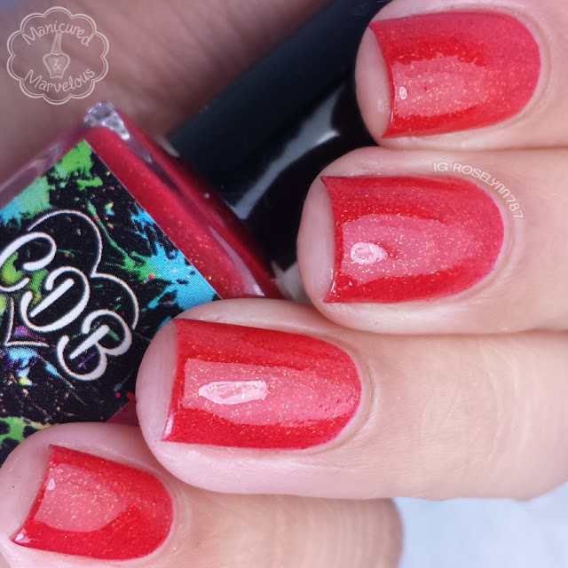 CDB Lacquer - Holiday Traditions