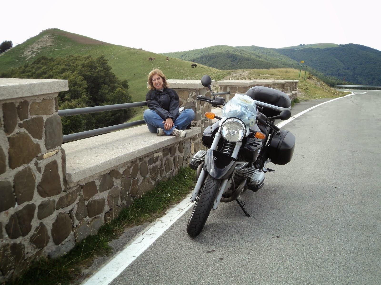 De mota pelos Pirinéus