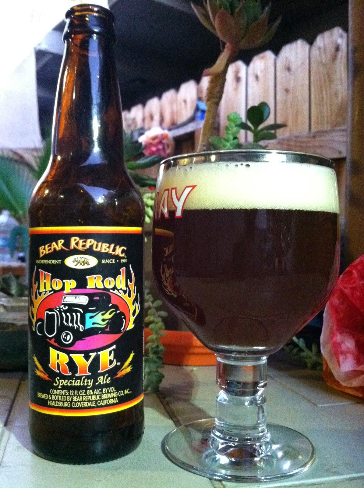 Bear Republic Hop Rod Rye 1