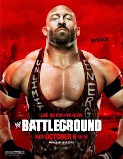 WWE Battleground 06/10/2013