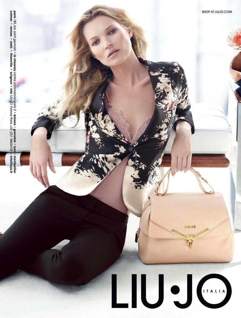 Liu Jo Handtassen Winter 2014 : The essentialist fashion advertising updated daily liu