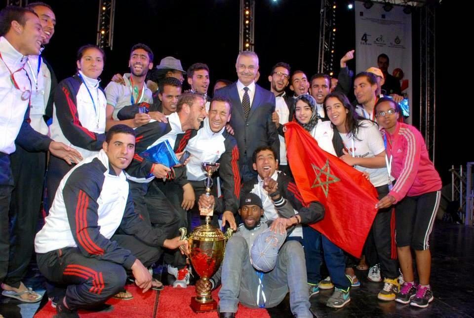 الدورة السادسة للمؤتمر الوطني للرياضة وجائزة مولاي الحسن للألعاب الجامعية الكبرى