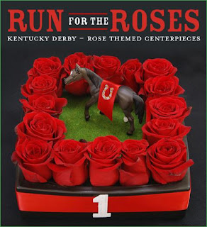 Party frosting kentucky derby party ideas inspiration