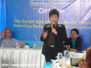 Cortal SQR: Medical Media Forum @ Bistro Marinero-July 28, 2011 4