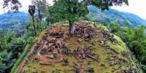 Situs Gunung Padang Yang Megah Dan Indah