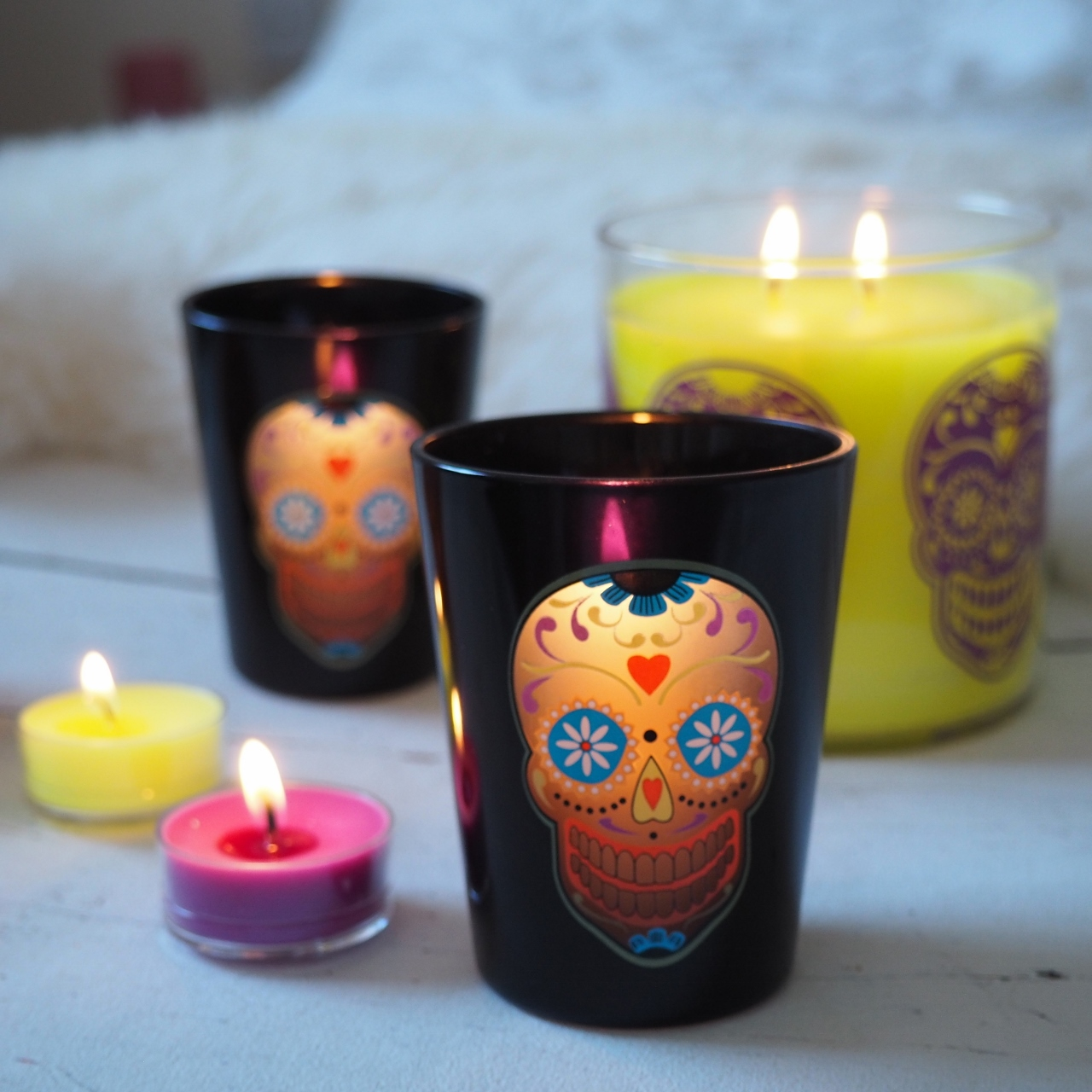 halloween inspirations partylite candle review