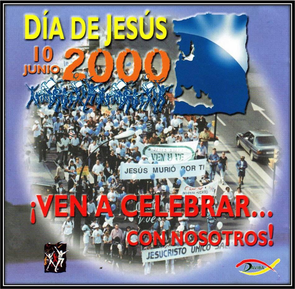 Día De Jesús-¡Ven a Celebrar...Con Nosotros!-