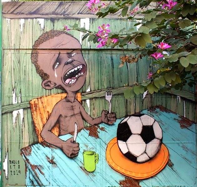 Fútbol y Miseria. El partido continúa