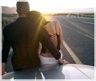 هذا الى حبيبتي انا احبك حب لا أحبه لأحد