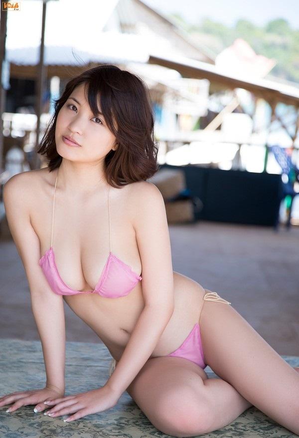 Ảnh gái đẹp HD Bỏng mắt áo tắm sexy Asuka Kishi 6