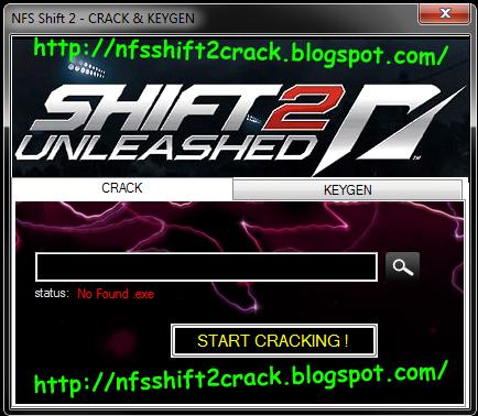 Nfs shift 2 serial number download