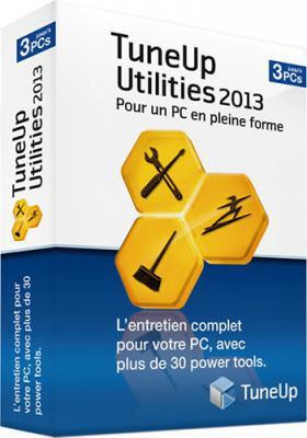 TuneUp Utilities 2013 13.0.3000 Final + Patch