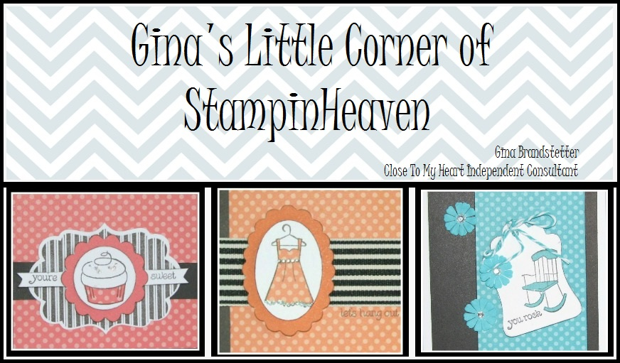 Gina&#39;s Little Corner of StampinHeaven