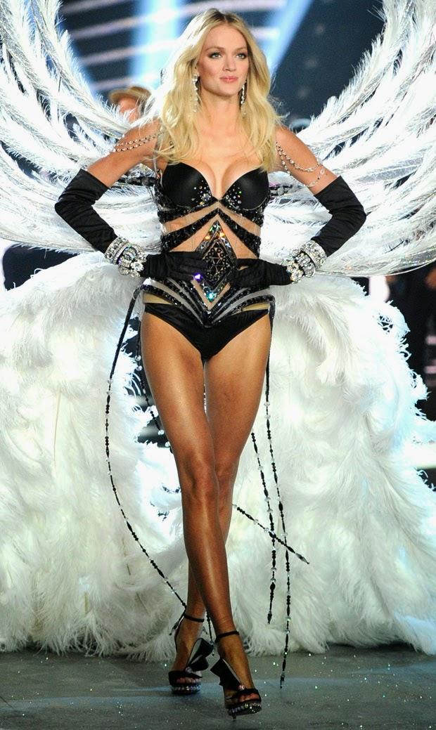 Lindsay Ellingson ángel de Victoria´s Secret