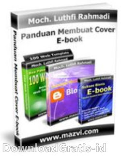 Tutorial Cara Membuat Cover Ebook