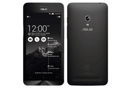 Asus Zenfone C (ZC451CG) Spesifikasi dan Harga