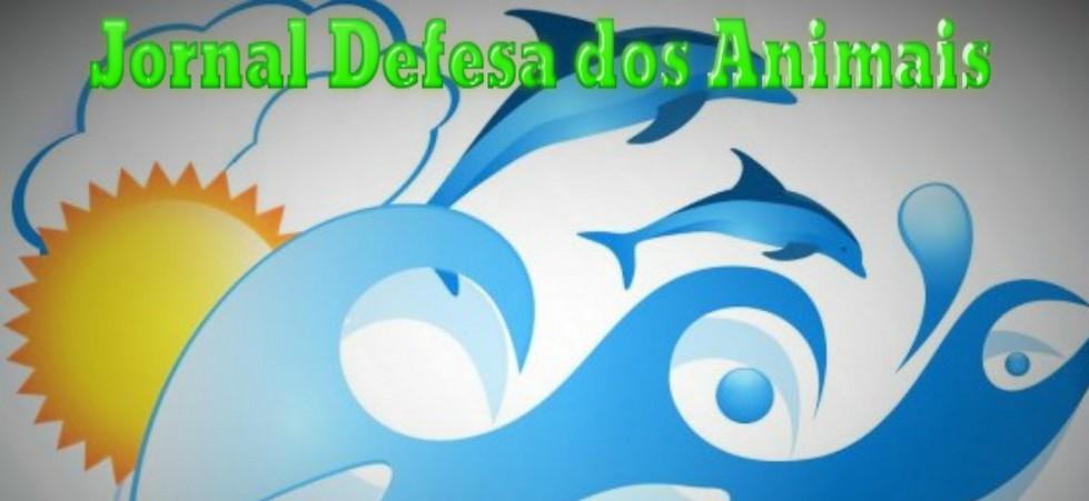 JORNAL DEFESA DOS ANIMAIS