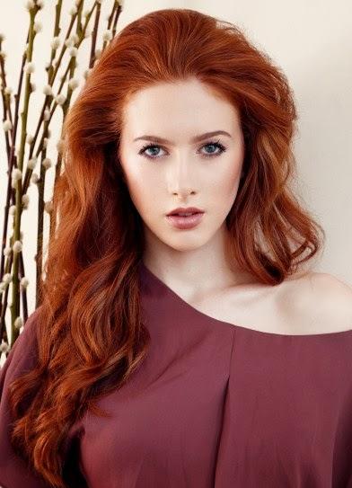 Baño Color Rojo Pelo:Modela tu Cabello: Cortes de pelo rojo